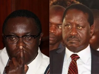 Mutahi Ngunyi reveals NASA's dirty plan to have Raila Odinga declared President