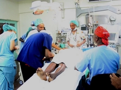 Joy as Kericho Hospital performs first open heart surgery, 54 years after Kenya's independence