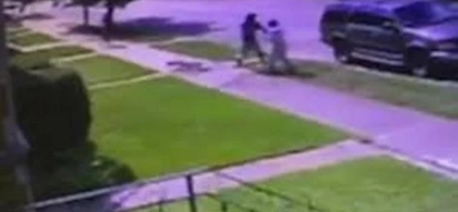 Gang bangers shoot 71-year-old that was watering his lawn
