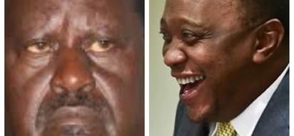 Siku mpya ya uchaguzi ni zawadi kwa Uhuru katika siku yake ya kuzaliwa - Raila Odinga