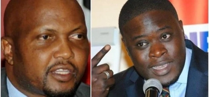 Johnstone Sakaja rubbishes claims by other Jubilee leaders that he's an opposition sympathiser