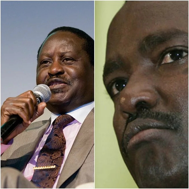 Sababu ya Raila kuvutana viongozi wengine wa CORD