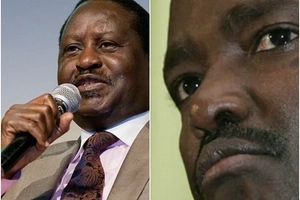 Fate of CORD in the balance as Raila, Kalonzo exchange fiery words