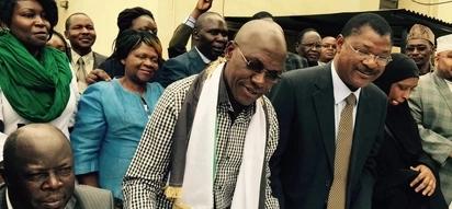 Former Kakamega Senator Boni Khalwale is dividing Kenyans using carved out lies