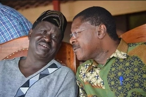 Rebel MP tells Raila he quit ODM because of Wetangula's interference