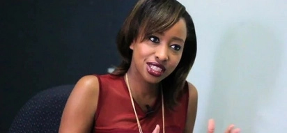Ex-Citizen TV screen-siren Janet Mbugua before the money and fame