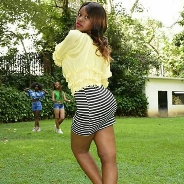 Kenyan women are obsessed with their behinds
