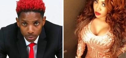 Video mpya ya mcheshi Eric Omondi akimwigiza Vera SIDIKA itakuvunja mbavu