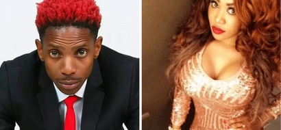 Eric Omondi steps out looking like Vera Sidika and it will be the best thing you see today!