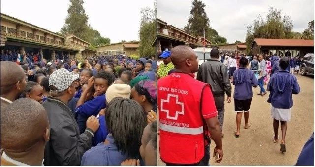14-year-old girl who saved her schoolmates from terrible fire at Moi girls succumbs