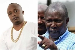 It is wrong for an old man to steal from his son-Musician Jaguar blasts Maina Kamanda