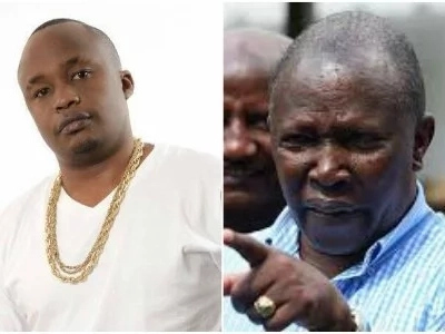 Musician Jaguar scoffs at 'old man' Kamanda for 'stealing' his victory in Jubilee primaries