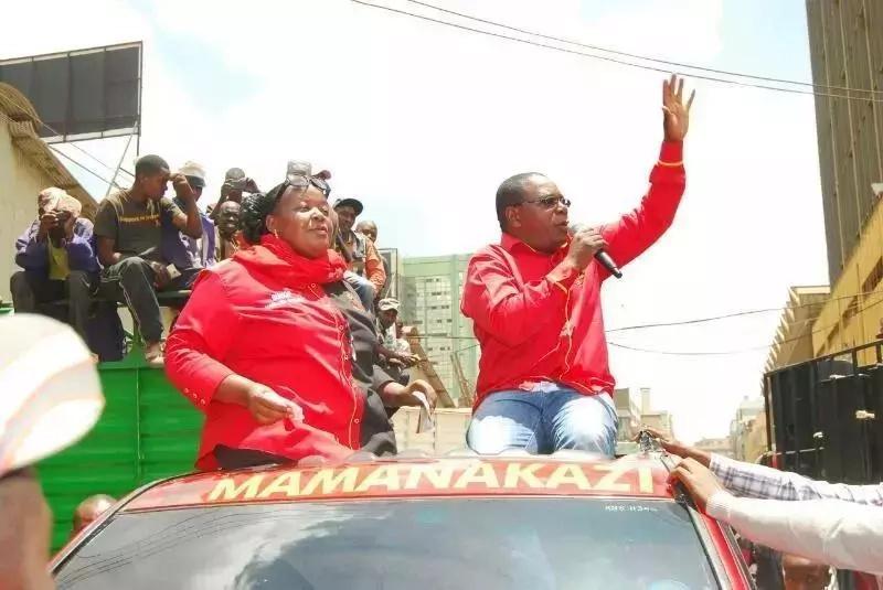 Mwanasiasa aliyekutana na 'wakimbiaji wa usiku' 500 ni mwandani wa Margaret Wanjiru?