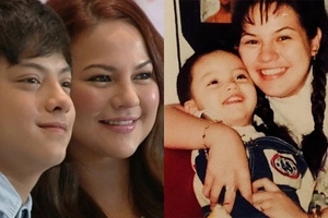 Mahal na mahal si queen mother! Daniel Padilla utters sweet birthday message for mom Karla Estrada