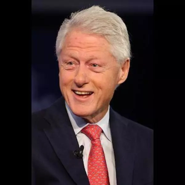 Bill Clinton. Photo: Forbes