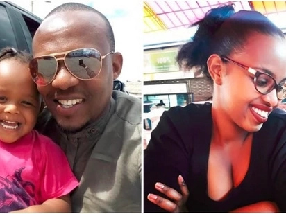 13 adorable photos of KTN news anchor Ben Kitili's beautiful wife and daughter that will make you believe in family