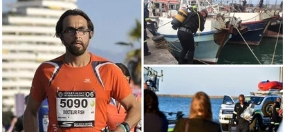 Missing Ironman contestant's body found in Port Elizabeth harbour
