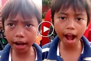 This kid has really AWKWARD kind of talent... Watch this video: can you repeat something similar?
