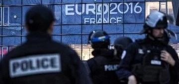 Ambiente complicado para la Eurocopa