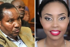 Ngina Kenyatta move over! A rare photo of Ferdinard Waititu's hot daughter