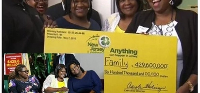 Forget about Abisai! This family won Ksh42 BILLION jackpot and here is how they are spending it (photos)