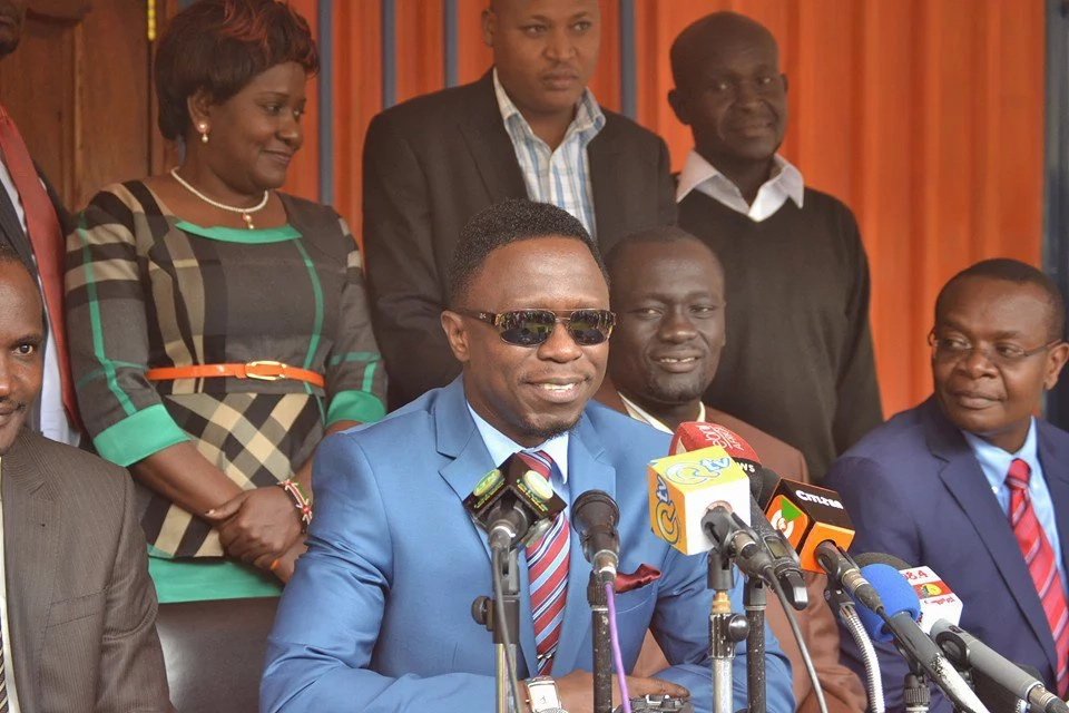 Ababu Namwamba party finally decides its preferred presidential candidate, can you guess?