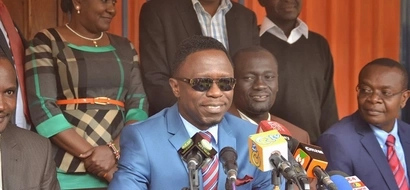 Blow to Uhuru as Ababu Namwamba rejects offer to join Jubilee