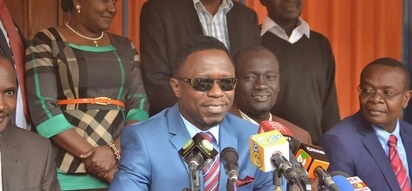 See who Ababu wants to support in 2017 presidential race