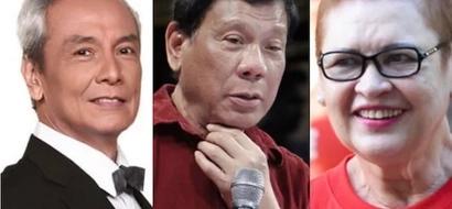 Jim Paredes to Duterte's ex-wife: Declare 'Marital Law'!