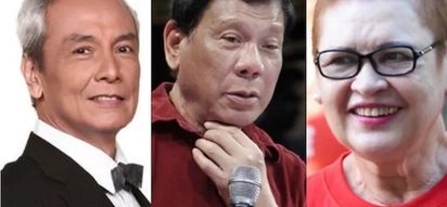 Jim Paredes to Duterte's ex-wife: Declare 'Marital Law'!