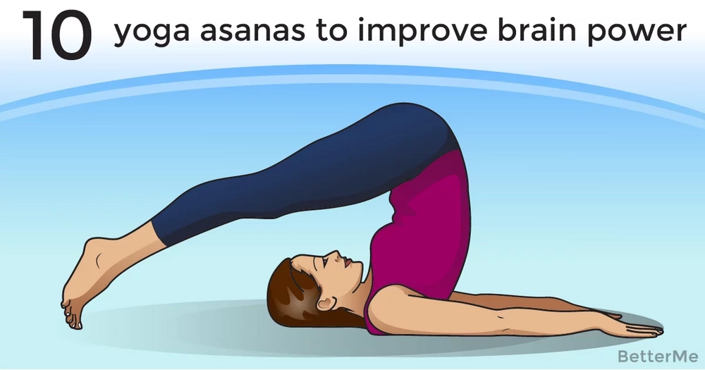 10 yoga asanas to improve brain power