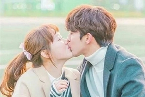 """""""Weightlifting Fairy"""" stars Lee Sung Kyung and Nam Joo Hyuk found love in real life!"""