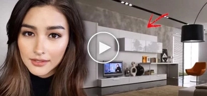 PInagpaguran ko 'to! Liza Soberano proudly shows off her palatial house and it's to die for!