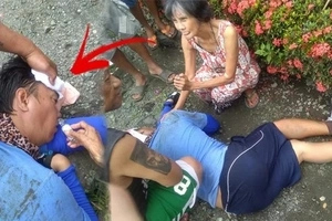 Netizen seeks help in recognizing this man who fell from his bike and died!