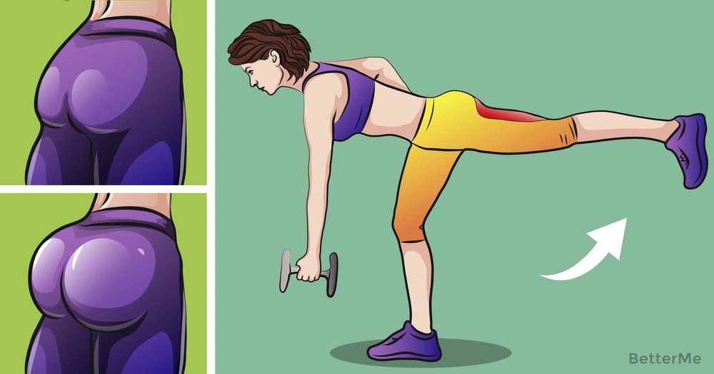 Hamstring exercises for a perky butt