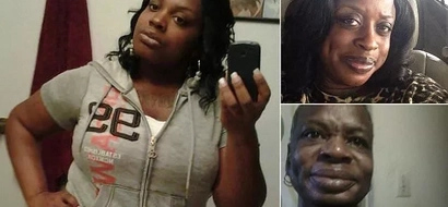Woman kills four members of her family in a completely CALM MANNER, then kills herself