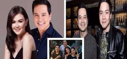 John Lloyd celebrates birthday, ex-GF Angelica Panganiban, Kapuso star Alden Richards were among celebrity guests