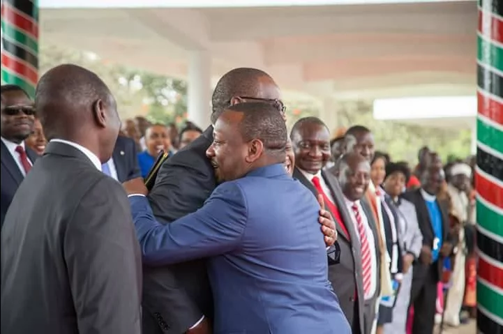 This man Mike Sonko: Powerful photos from his swearing in