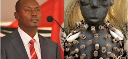 Gavana Kabogo atoa habari kuhusiana na wanasiasa wanaotumia uchawi