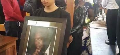 Photos: The family that businessman Jacob Juma left behind