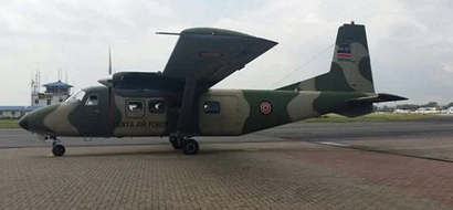 PHOTO: How Fallen KDF Soldiers Were Received At Wilson Airport
