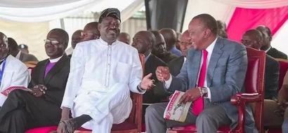 Raila On NYS: I Can't Oppose What I Started, We Want Transparency