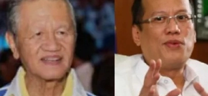 Peping Cojuangco shushed PNoy: Stop bullying Duterte, voters