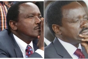 Duale FIERCELY takes on Kalonzo AGAIN days after Odinga threatened to CURSE him