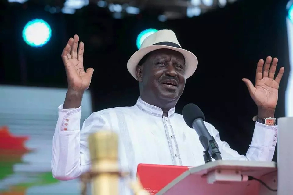 Raila has his own list of Cabinet Secretaries, to be unveiled - ODM Chairman