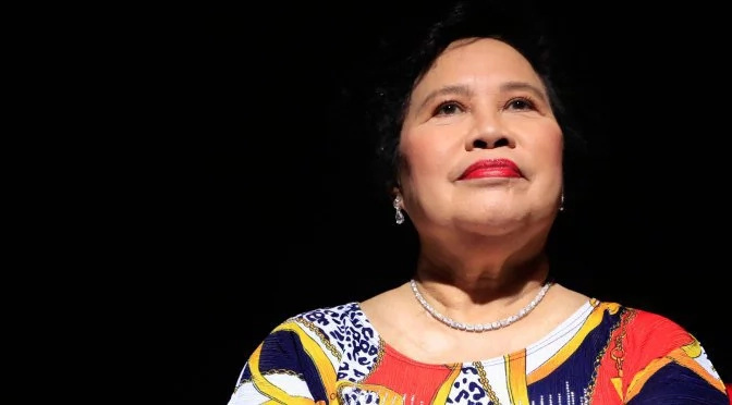 Senator Miriam Defensor-Santiago in ICU, says husband