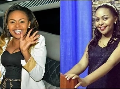 Singer Size 8 blessed by God yet again