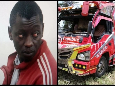 Driver of killer Rongai matatu in deep trouble after surrendering