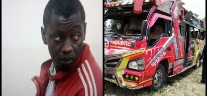 Driver of killer Rongai matatu in deep trouble after surrendering