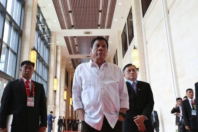 Duterte says PH will pursue independent foreign policy